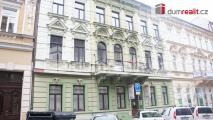 Městský řadový dům v Teplicích, ul. U nádraží
