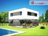 Prodej novostavby nízkoenergetického rodinného domu 180 m2, pozemek 1036 m2, Tehov, Říčany - Praha -