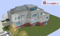 Prodej stavebního pozemku o rozloze 3300 m2, Praha 5 -Stodůlky