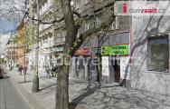 Pronájem komerčních prostor v suterénu domu v těsné blízkosti Náměstí míru - Praha 2