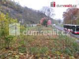 Prodej pozemku 840m v Ustí nad Labem