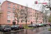 Byt, 2+1 panelový, 56 m2 v osobním vlastnictví, Ostrov Masarykova