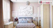 Prodej bytu 3+kk 76,7 m2 + lodžie 6,8 m2 + garážové stání - Praha 9 - Vysočany