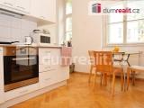 Pronájem světlého bytu 1+1 - 42 m2 - Praha 2 - Vinohrady