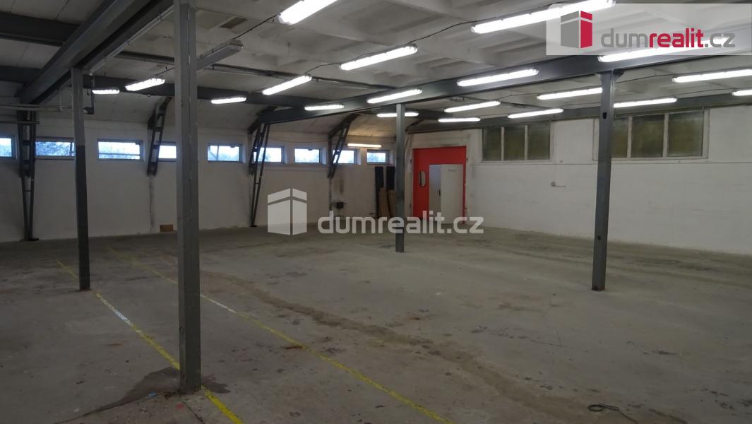 Výrobní prostory na prodej, Štěpánkovice