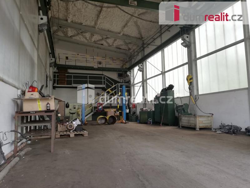 Prodej komerčního objektu, Výroba, 13505 m2