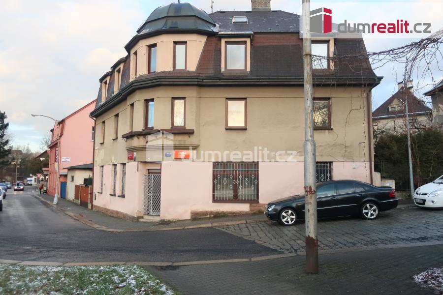 Obchodní prostory na pronájem, Liberec