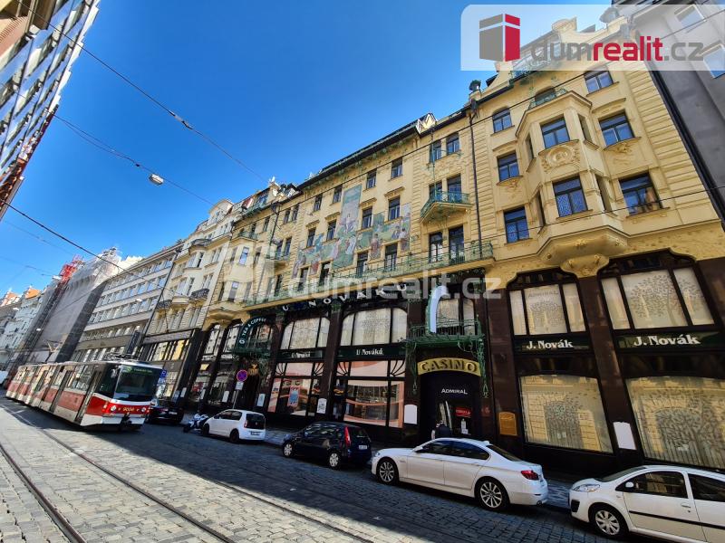 Obchodní prostory na pronájem, Praha 2