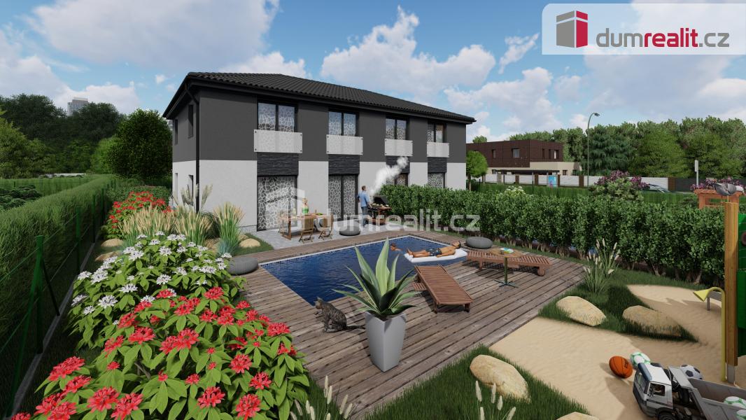 Prodej pozemku, Pro bydlení, 1053 m2